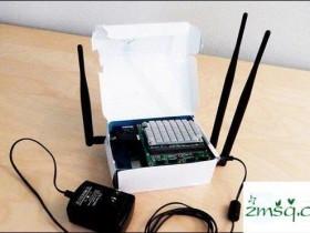 接收距离达4公里的超级WiFi路由器
