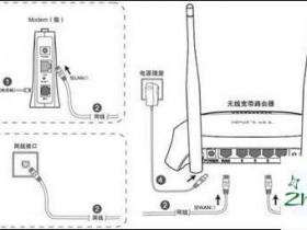 如何安装TP-LINK路由器