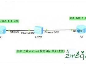 华为路由器怎么配置stelnet 华为路由器配置stelnet方法