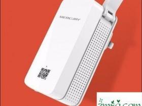 水星MW300RE 300M无线扩展器怎么设置 水星MW300RE 300M无线扩展器设置方法