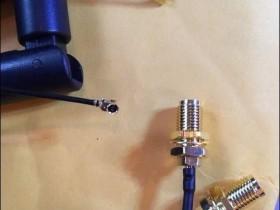 无线路由器怎么换天线 无线路由改装SMA天线接口的教程