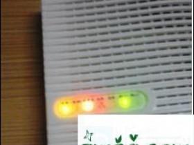 电信猫光信号灯闪红灯怎么回事 电信猫光信号红灯闪烁原因