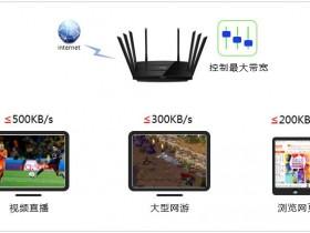 如何设置速度限制(带宽控制)?