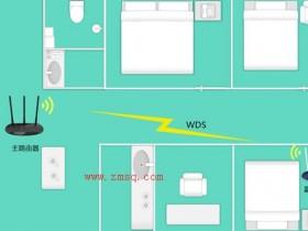 无线路由器WDS组网